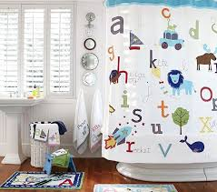 Curtain Ideas For Bathroom Colors 17 Best Kids Shower Curtains Images On Pinterest Kids Shower
