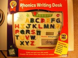 Leapfrog Phonics Desk Leapfrog Pesca Letras Leaps Phonics Pond Learning System Spanish