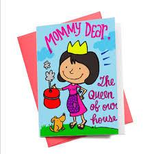 greeting cards mummy dear greeting card souza