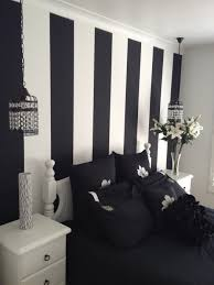 Master Bedroom Decor Black And White Black And White Room Decor Living With Accent Color Bedroom