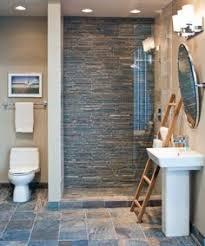 slate bathroom ideas design dump boy s bathroom slate floor subway tile shower