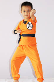 Dragon Halloween Costume Kids Buy Wholesale Goku Costume Kids China Goku Costume
