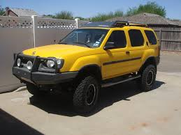 fs 2002 solar yellow xe xterra owners club