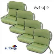 Patio Chair Cushions Sunbrella Sunbrella Cushions For Patio Furniture