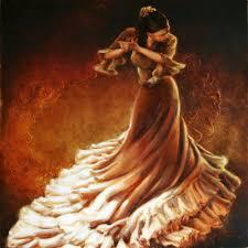 popular impressionist flamenco dancer buy cheap impressionist