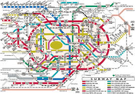 Map Of Dallas by Maps Of Dallas Tokyo Subway Map