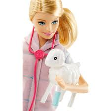 barbie farm vet doll playset walmart com
