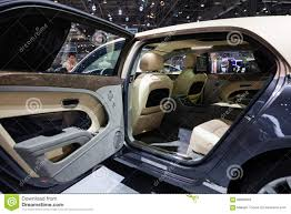 bentley mulsanne interior bentley mulsanne ewb editorial image image of interior 68321465