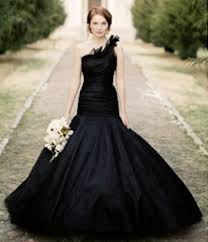 and black wedding black bridal gowns homey design fairy events
