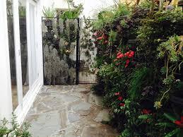 vertical gardens green elements