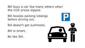Be Like Bill If You - 10 little known carparks in singapore that guarantee you a lot even