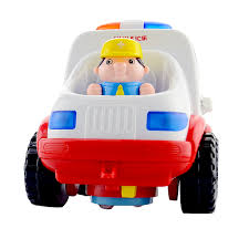 toddler toy car educational simulation toys baby kids musical electronic ambulance