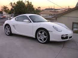white porsche cayman s lindsay has a car a porsche cayman s cars