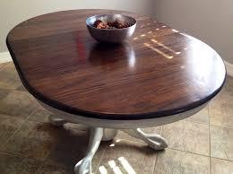 how to refinish veneer table inspirational refinish veneer table top home insight