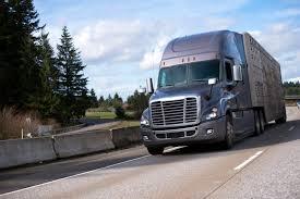 truck platoons u0027 of autonomous freightliner trucks will drive across oregon