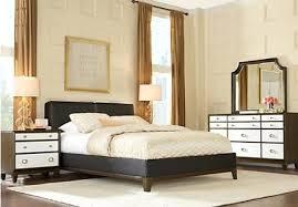 Black King Bedroom Furniture Sets Black King Bedroom Set View Black 7 King Upholstered Bedroom Black