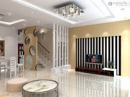 creative white interior architectural structure for modern room