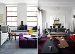 chambre aubergine et gris couleur aubergine et à quoi l associer dans chaque pièce