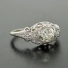 art deco engagement rings gem gossip jewelry blog