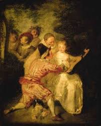 bureau vall馥 valenciennes 33 best antoine watteau images on 18th century baroque