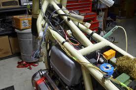 k75 re wiring my bmw k75 retro customization