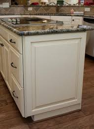 kitchen island panels option details