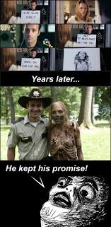 Walking Dead Rick Meme - the walking dead keira knightley memes of the walking dead