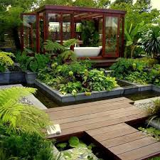 garden bathroom ideas decordemon garden bathroom