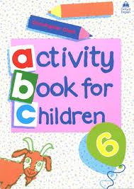 Activity Book For Children 1 6 Oxford Oxford Activity Book For Children 6