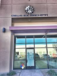 New Machina by Deus Ex Machina Ltd Announces Its New Gunsmithing Division Deus