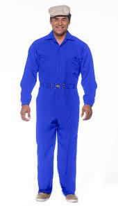 blue jumpsuit costume lalanne costume
