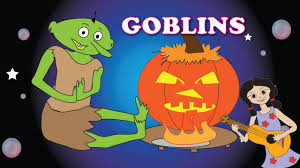 cartoon halloween picture cutest halloween kids song goblins youtube
