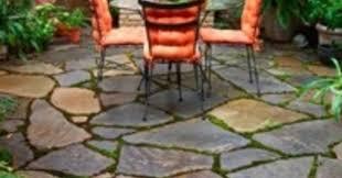 Backyard Flagstone How To Build A Patio Planning Guide Bob Vila
