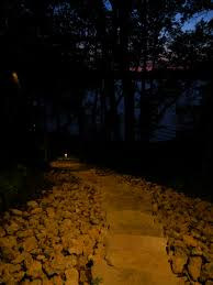 Stair Lighting by Louisville Outdoor Steps Stairs And Hills Landscape Lighting