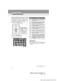 toyota sienna 2015 xl30 3 g navigation manual