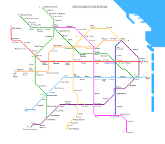 Dallas Metro Map by Buenos Aires Map