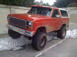 85 Ford Diesel Truck - 1985 ford bronco i had one restored my baby it was trucks