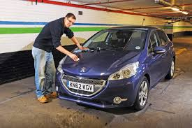 peugeot 208 second report auto express