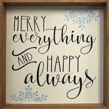 happy everything sign merry everything and happy always sign stencil 10 mil plastic