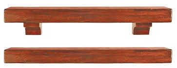 amazon com pearl mantels 412 72 50 shenandoah pine 72 inch
