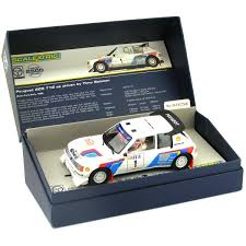 peugeot 205 group b scalextric peugeot 205 t16 no 1 monte carlo rally 1986 c3591a