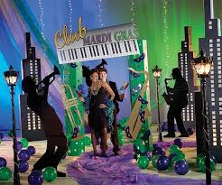 mardi gras party theme