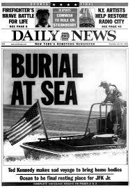 John F Kennedy Jr U0027s Body Was Found In The Ocean In 1999 Ny