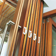 Wooden Bifold Patio Doors Wooden Sliding Folding Doors Doors