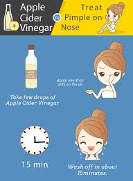 how to use vinegar to get rid of hair dye how to get rid of pimples on nose 6 ways to remove