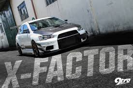 mitsubishi evolution 10 mitsubishi evolution 10 x factor 9tro