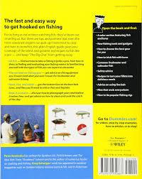 fishing for dummies peter kaminsky greg schwipps 9780470930687