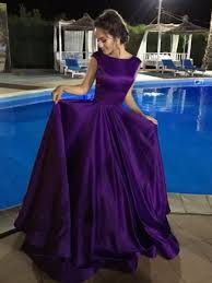 evening gowns gown simple prom dresses satin floor length evening gowns 996021539