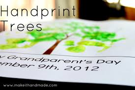 grandparents day writing paper make it handmade free printable grandparents day handprint tree grandparent s day handprint tree free printable