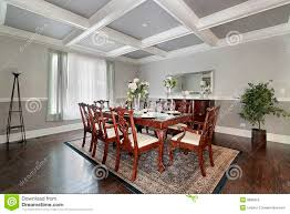 dining room in luxury home stock photo image of chair 8888552